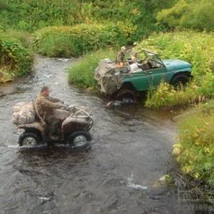 Экотуризм на Камчатке