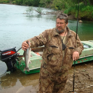 Рыбалка на реках Камчатки
